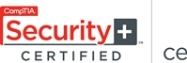 Security + ce logo